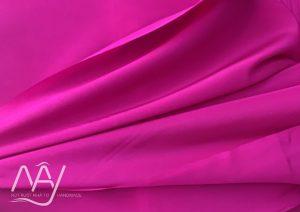 vải lụa tơ tằm bảo lộc màu hồng